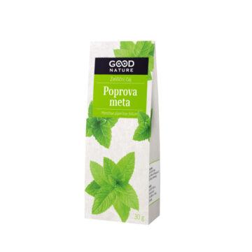 Good Nature čaj Poprova meta, 30 g