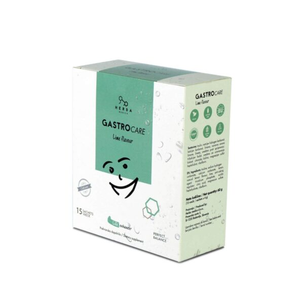 Herba Medica Gastrocare prašek, 15 vrečk