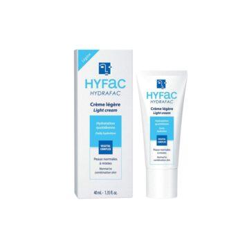 Hyfac Hydrafac lahka vlažilna krema za obraz, 40 ml