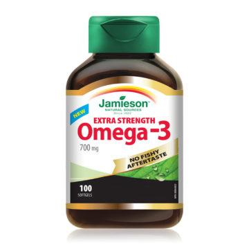 Jamieson Omega-3 Ekstra moč