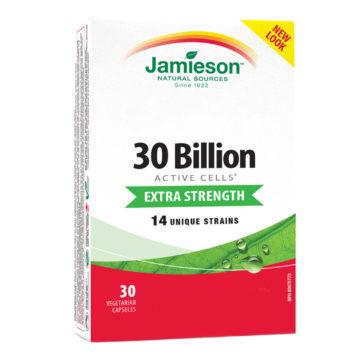 Jamieson mikroorganizmi 30 milijard Ekstra Moč