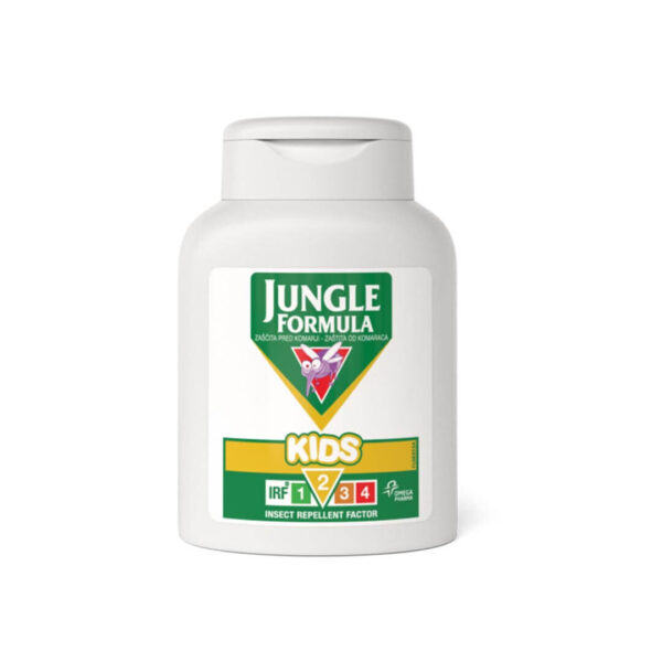 Jungle Formula Kids zaščita pred komarji, 125 ml