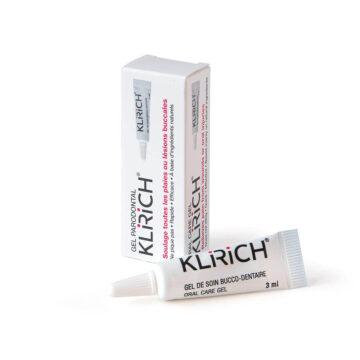 Klirich oralni gel, 3 ml