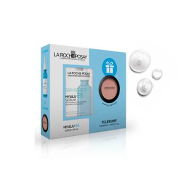 La Roche Posay Hyalu B5 serum za obraz + DARILO, 30 ml