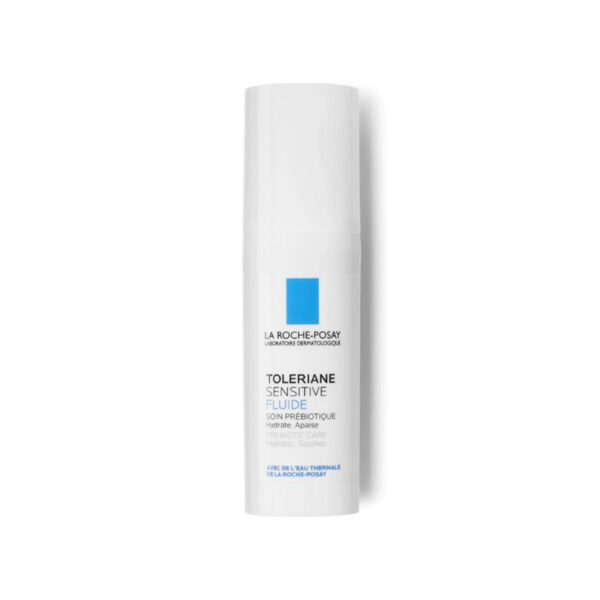 La Roche Posay Toleriane Sensitive fluid za mešano in občutljivo kožo, 40 ml