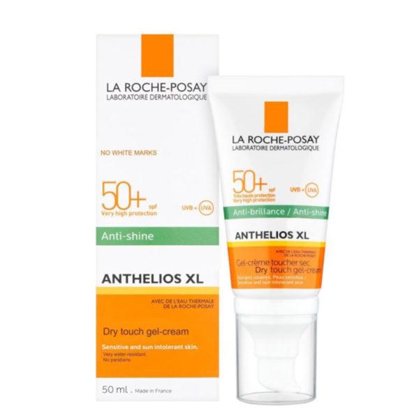 La Roche Posay Anthelios Dry kremni gel za obraz ZF50+, 50 ml