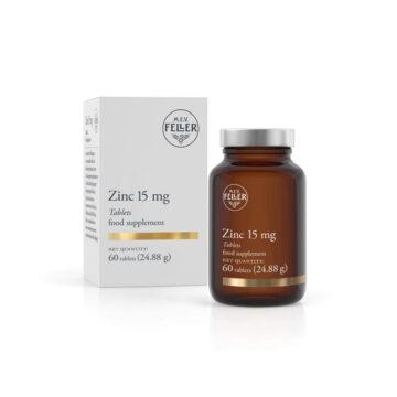 M.E.V. Feller Cink 15 mg, 60 tablet