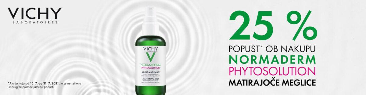 Vichy Normaderm meglica -25%