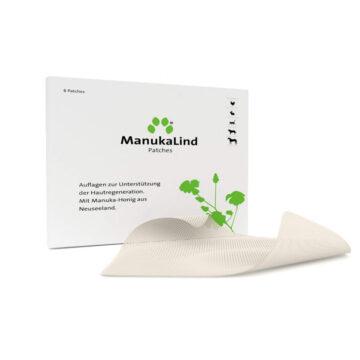 Manukalind dermalni obliž za rane za živali, 6 obližev
