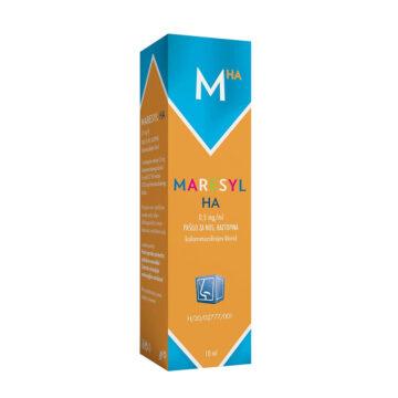Maresyl HA 0,5 mg/ml pršilo za nos, 10 ml