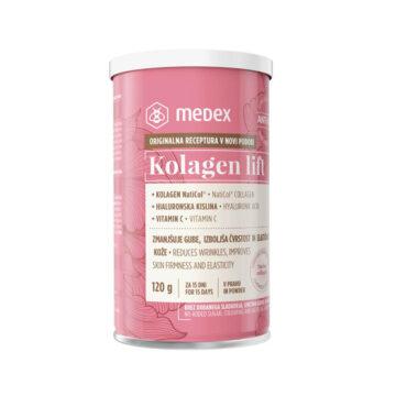 Medex Kolagenlift v prahu, 120 g