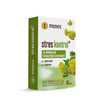 Medex Stres Kontrol, 30 kapsul