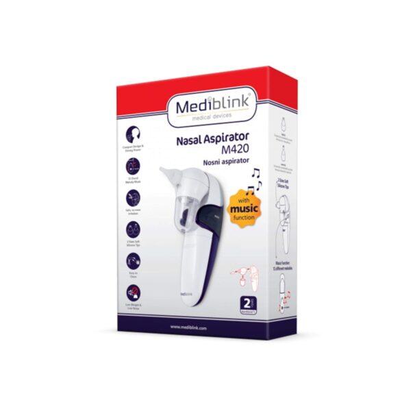 Mediblink elektronski nosni aspirator M420