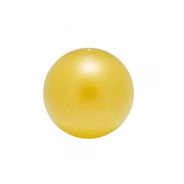 Mehka terapevtska žoga Softgym 23cm rumena, 1 žoga