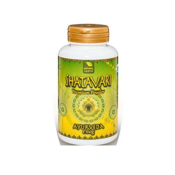 Natural Earth Shatavari Premium prah, 100 g