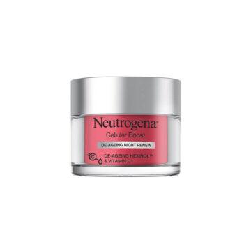 Neutrogena Cellular Boost nočna krema za obraz, 50 ml