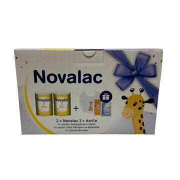 Novalac 3 Junior darilni paket