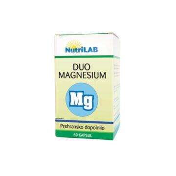 Nutrilab Duo Magnesium, 60 kapsul