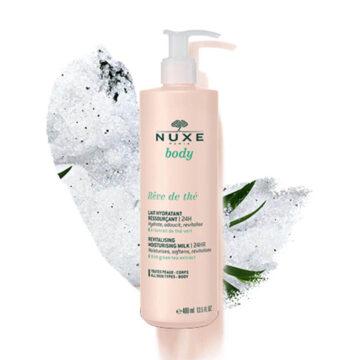 Nuxe Body RDT poživljajoče vlažilno mleko za telo, 400 ml
