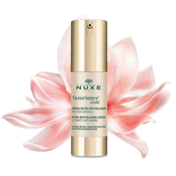 Nuxe Nuxuriance Gold revitalizacijski serum