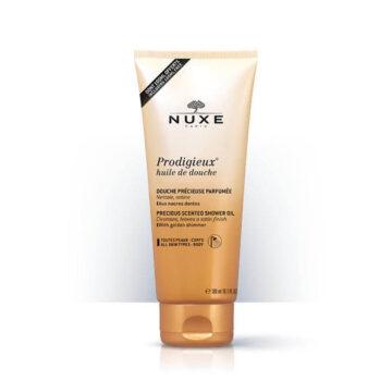 Nuxe Prodigieux oljni gel za prhanje, 300 ml (100 ml GRATIS)