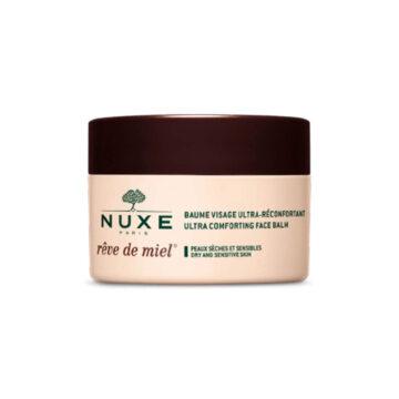 Nuxe Reve de Miel pomirjujoči balzam za obraz, 50 ml