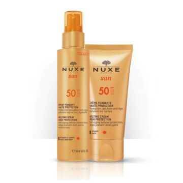 Nuxe Sun set ZF50, 50 ml + 150 ml