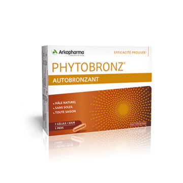 Arkopharma Phytobronz Autobronzat kapsule, 30 kapsul