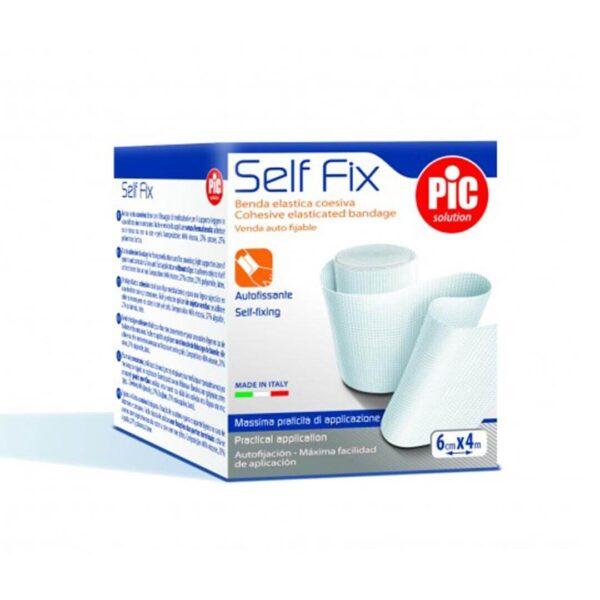 PIC samolepljivi pričvrstilni povoj SelfFix