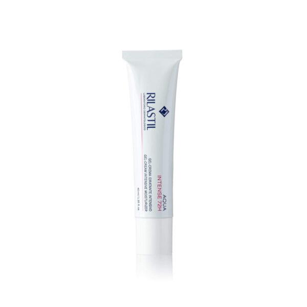 Rilastil Aqua Intensive 72h vlažilna gel krema za obraz, 40 ml