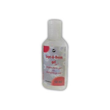 SEPT-A-DERM gel z vonjem cimeta, 50 ml