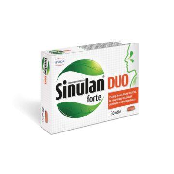 Sinulan Duo Forte tablete