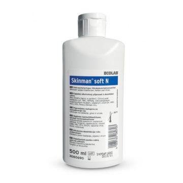 Skinman Soft N sredstvo za dezinfekcijo rok