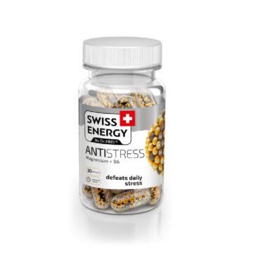 Swiss Energy Antistress, 30 kapsul