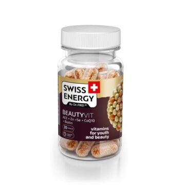 Swiss Energy Beautyvit, 30 kapsul