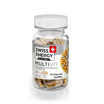 Swiss Energy Multivit, 30 kapsul