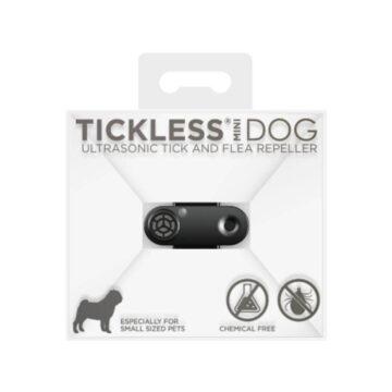 Tickless Mini ultrazvočni odganjalec klopov pse in mačke