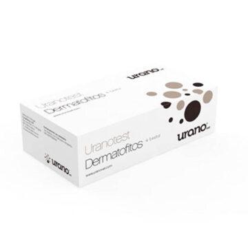 Uranotest Dermatophyte test, 4 testne posode