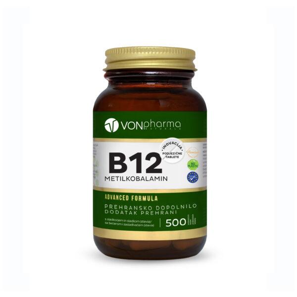 Vonpharma B12 metilkobalamin