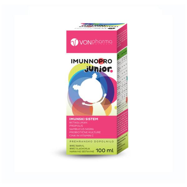 Vonpharma Imunnopro Junior tekočina