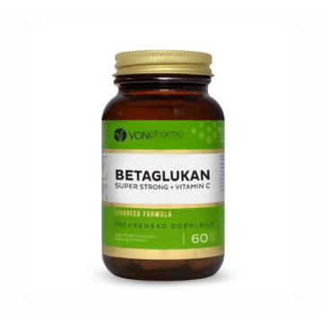 Vonpharma Betaglukan Super Strong in vitamin C