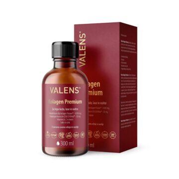 Valens Kolagen Premium višnja tekočina, 300 ml