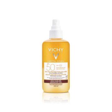 Vichy Capital Soleil Bronz vodica SPF 50, 200 ml