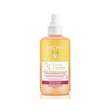 Vichy Capital Soleil antioksidantna vodica ZF30, 200 ml