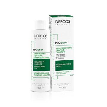 Vichy Dercos šampon Psolution, 200 ml