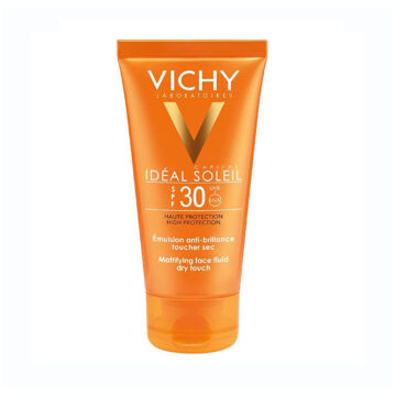 Vichy Capital Soleil Dry touch emulzija