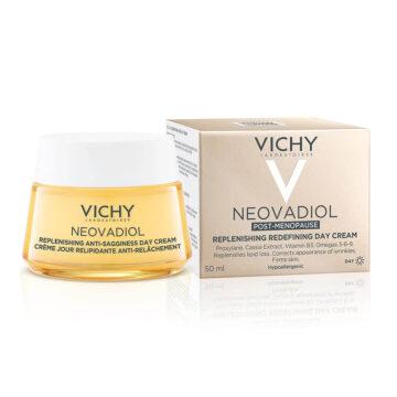 Vichy Neovadiol dnevna nega v postmenopavzi za zelo suho in zrelo kožo, 50 ml