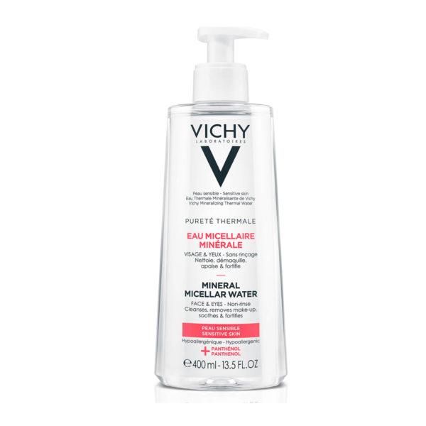 Vichy Pureté Thermale micelarna voda za občutljivo kožo