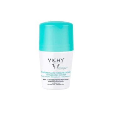 Vichy Roll-on deodorant z antiperspirantom za uravnavanje potenja 48h, 50 ml