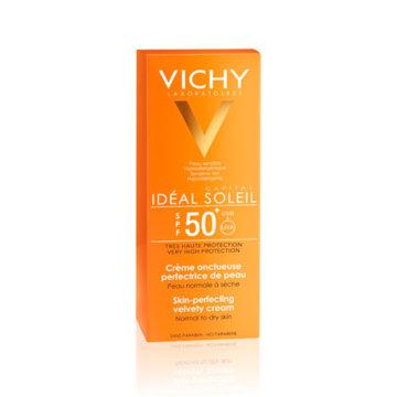 Vichy Capital Soleil Žametna krema